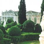 Статуя с топиарии