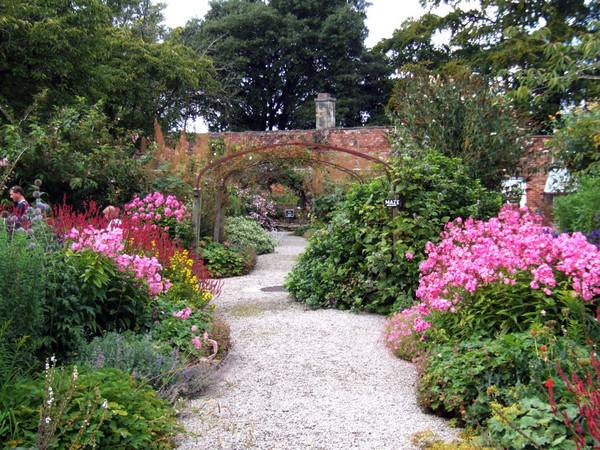 Озеленяване на градини Англия