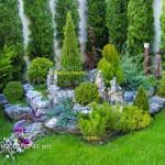 декоративна растителност