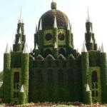 Зелен замък в Шанхай