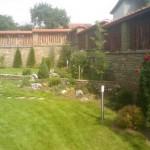 Озеленяване на двор