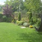 градина с райграс