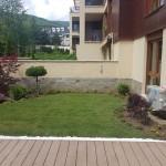 малък двор с чим